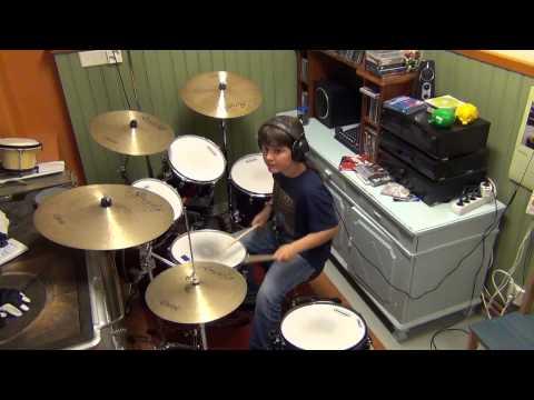 Bon Jovi - We Weren't Born To Follow - Drum Cover