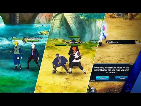 What On Earth Is Going On? | Naruto Online