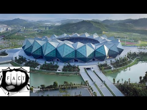 Top 10 Most Expensive Stadiums In Asia
