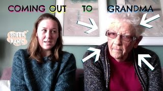 Coming Out to Grandma