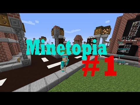 MINETOPIA #1 - Minecraft Reallife Server - Project Van DDG - WHITELIST GEKOCHT?!