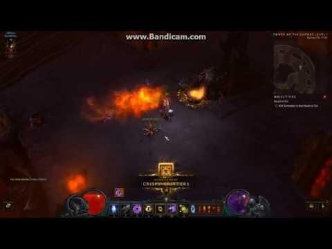 Crispy Critter Achievement - Diablo 3 Reaper of Souls