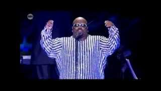 Night of the Proms Antwerpen 2014:Ceelo Green: Bright lights,big city