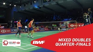 Download Video QF | XD | CHAN/GOH (MAS) [6] vs SEO/CHAE (KOR) | BWF 2018 MP3 3GP MP4
