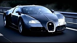 The Bugatti Veyron Race - Jeremy vs Hammond and May - BBC