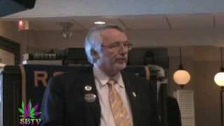 Jack Cole, Co-Founder of LEAP 2/3 Law Enforcement Against Prohibition