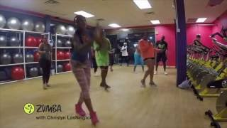 Far From Finished by Voice - Zumba choreography by Chrislyn Lashington