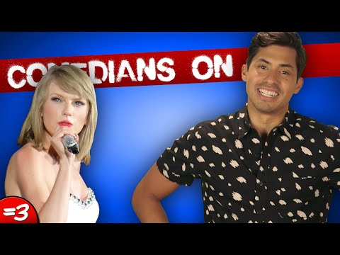 Taylor Swift – Wildest Dreams // COMEDIANS ON