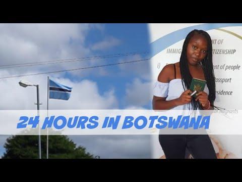 🇧🇼Botswana   24 HOURS IN BOTSWANA + HOUSE TOUR