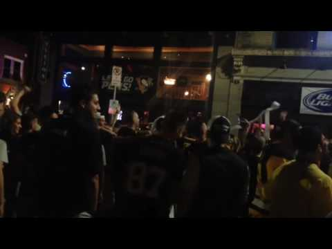 Pittsburgh Penguins' Stanley Cup win relived in Pittsburgh celebrations