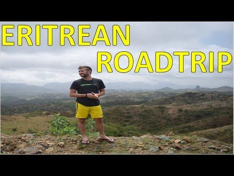 ROAD TRIP in ERITREA!