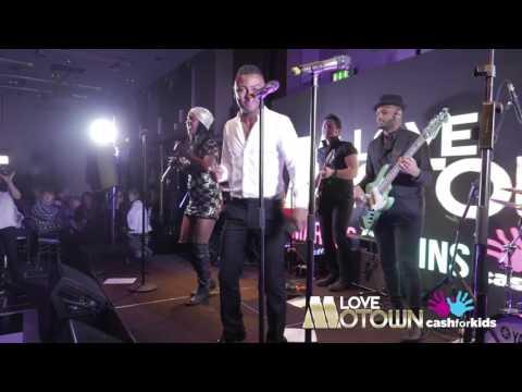 Cash for Kids - Marcus Collins Love Motown