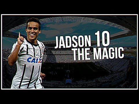 Jádson 10 | Corinthians | MagicJádson | Goals & Assists | 2015