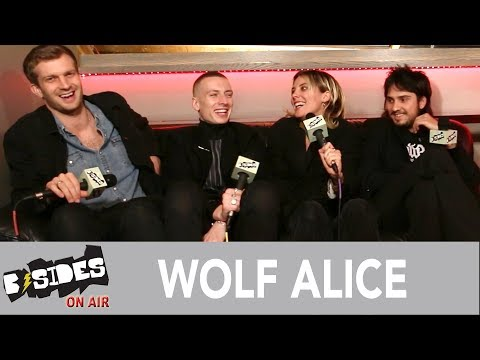 B-Sides On-Air: Interview - Wolf Alice Talk American Audiences, Political Songs