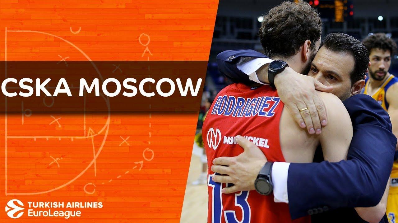 CSKA Moskova için Final Four öncesi özel video! Videosu