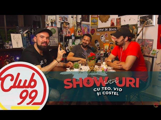 Podcast #270 | Rulouri de șorici cu gorgonzola | Intre showuri cu Teo Vio si Costel