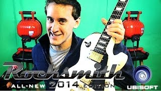 Rocksmith 2014 Edition: Guitar Gameplay Demo Jam Sesh