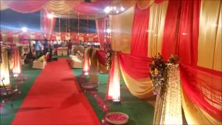 THE AZAD +91-98882-57857 WEDDING PLANNER & DECORATOR-CATERING-TENT-BRASS BAND
