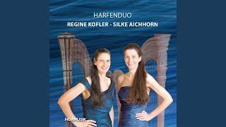 Duo No. 1 pour deux harpes in D Minor, Op. 5: II. Andante