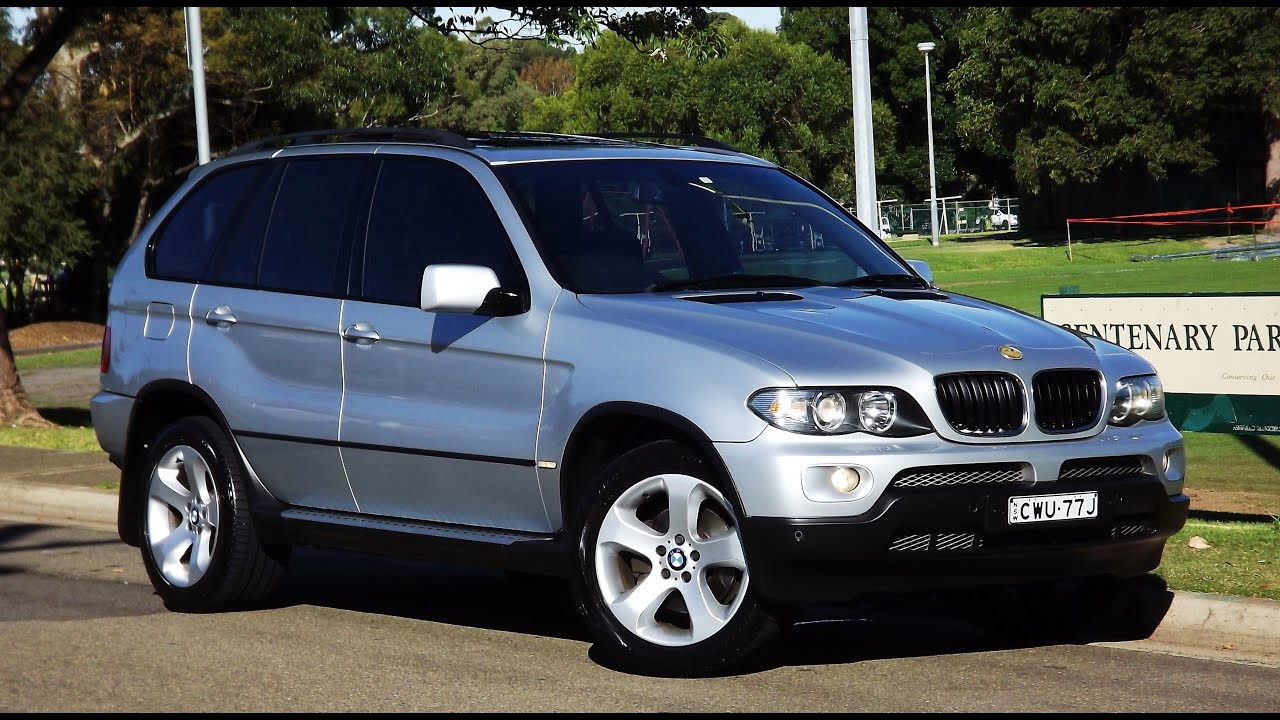 2004 bmw x5 sport e53 4x4 auto 12 888 youtube. Black Bedroom Furniture Sets. Home Design Ideas