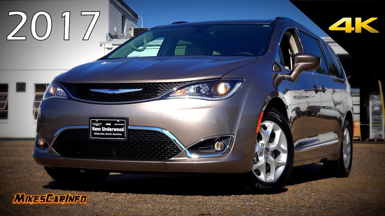 2017 chrysler pacifica touring l plus ultimate in depth look in 4k youtube. Black Bedroom Furniture Sets. Home Design Ideas