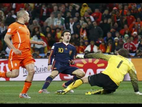 Revivez la finale de la coupe du monde youtube - Finale coupe du monde 2010 ...