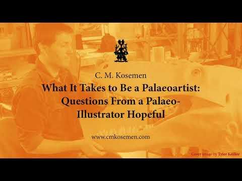 C. M. Kosemen: Tips on Palaeoart, Questions From an Aspiring Palaeoartist
