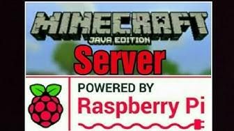 Minecraftserver auf Raspberry Pi installieren