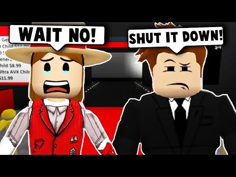OPENING UP THE MOVIE THEATER Gone Wrong Roblox Bloxburg Roblox Roleplay