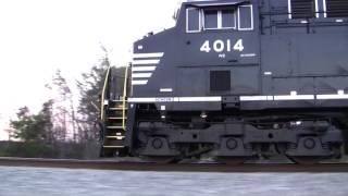 norfolk southern chase or pace of train ns 173 wb douglasvillega 3 6 2017
