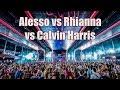 Alesso Vs Rhianna And Calvin Harris Take My Breath Away Tomorrowland 2018 mp3