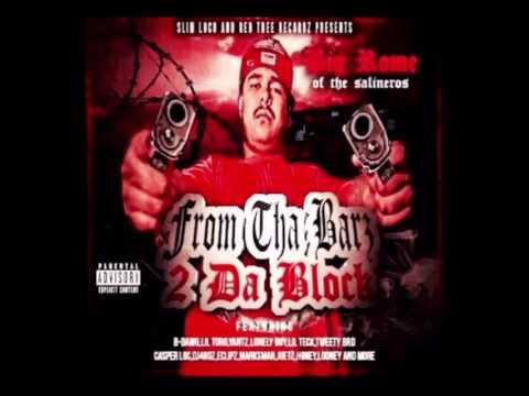 18. Hood Shit - Big Rome Ft. Casper Locs, Lil Toro & Yung Rul E