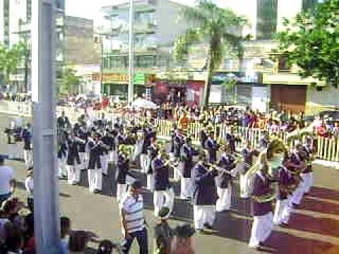 Banda Marcial Getulio Vargas- Part. 1