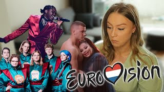 Reacting to EUROVISION 2021 PART 2