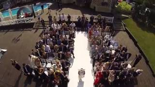 Свадьба Марата Башарова и Екатерины Архаровой