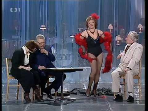 Televarieté - Jiřina Bohdalová Vladimír Dvořák Konkurz