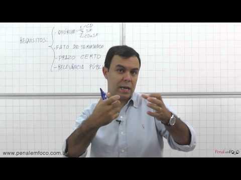 CPI - Comissão parlamentar de inquérito - Aula completa - Prof. Gustavo Machado