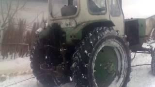 юмз по снегу 2018