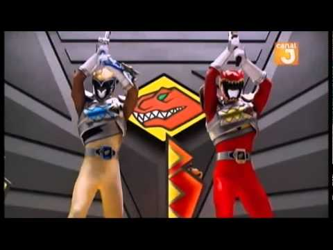 Power rangers dino charge extrait vf dino charge - Power rangers dore ...
