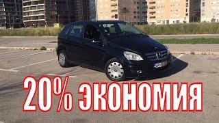 Аренда авто в Черногории. Mercedes B180, АКПП  Без залога !