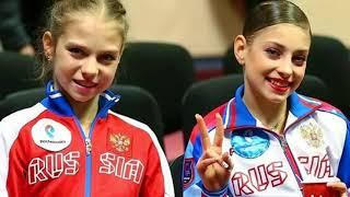 Стесняшка Сашка, а о ней весь мир шумит - Александра Трусова