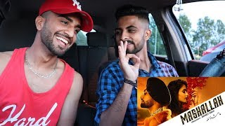 Pakistani Reacts Mashallah Ravneet Singh Gima Ashi Sumneet New Punjabi Songs 2019