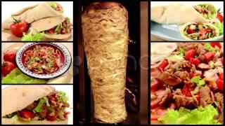 kebabrepubliken - äta kebab med bröd