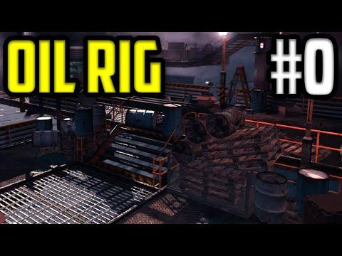 Dove siamo? - Oil Rig w/Coscino #0 (Call of Duty Zombies) ITA