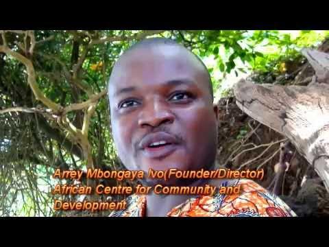 Arrey Mbongaya Ivo on Baptist Missionary Society Alfed Saker & Joseph Merrick