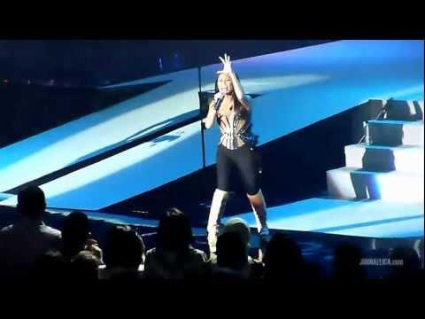 Anggun - Jadi Milikmu [Crazy] (Live in Jakarta, 27 November 2011)