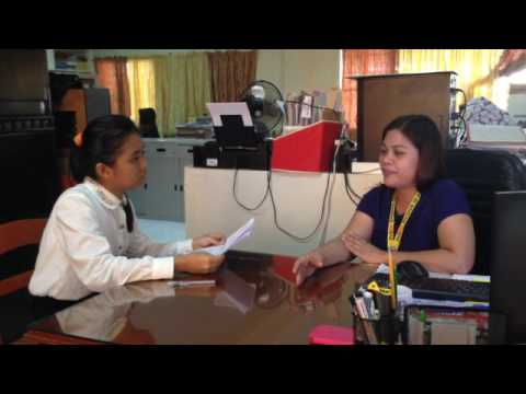 COMM 3 THU TOLENTINO INTERVIEW