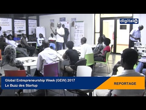 Le Buzz des Startup : Global Entrepreneurship Week (GEW) 2017
