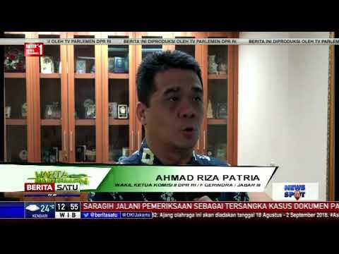 DPR Minta Pemerintah Tak Intervensi Hukum Terkait Kasus Korupsi
