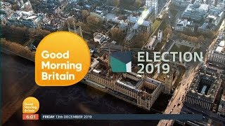 GMB 13th December 2019 - 6H, Election 2019